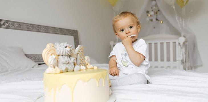 Come organizzare il primo compleanno?