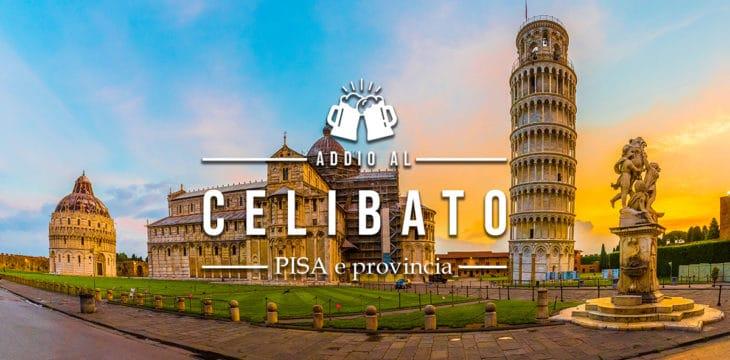 Addio al celibato a Pisa