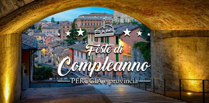 Compleanno a Perugia