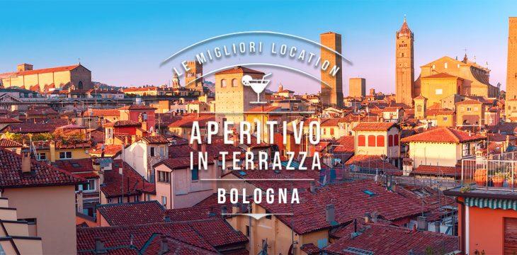 Aperitivo in terrazza a Bologna