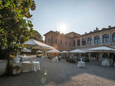 sale meeting e location eventi Trescore Balneario - Villa Suardi