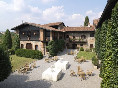 sale meeting e location eventi Curno - Castello della Marigolda