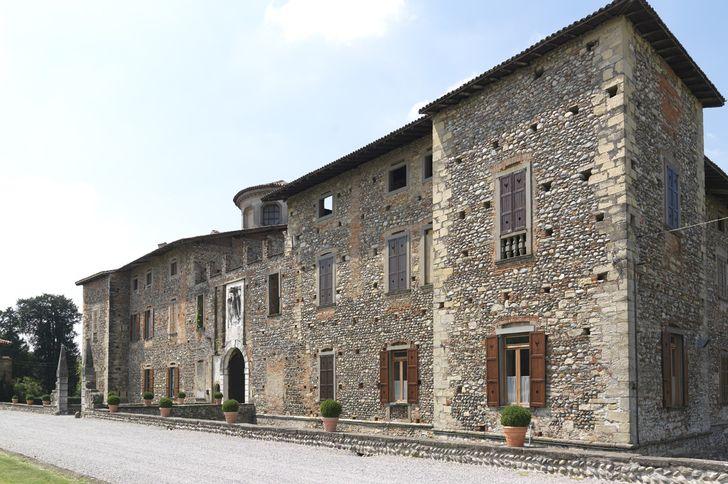 Castello di Cavernago foto 3
