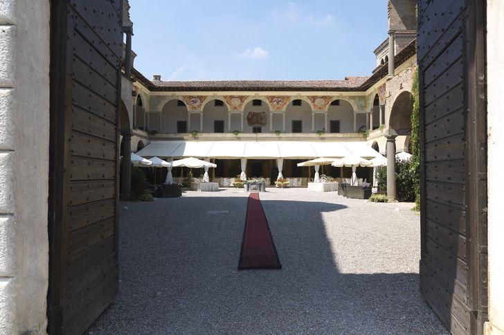 Castello di Cavernago foto 4