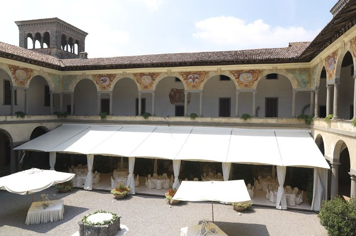 Castello di Cavernago foto 8