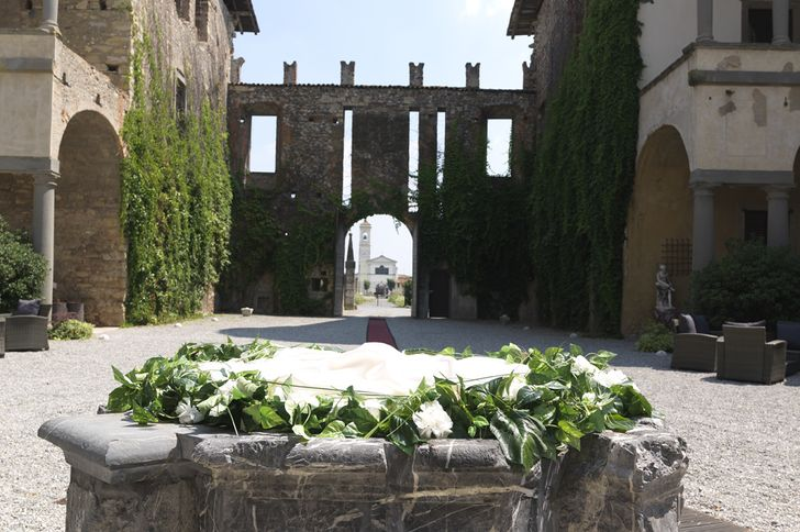Castello di Cavernago foto 9