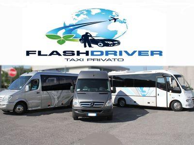 Servizi per Meeting ed eventi Seriate - Flash Driver - Taxi Privato