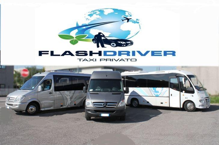 Flash Driver - Taxi Privato foto 1