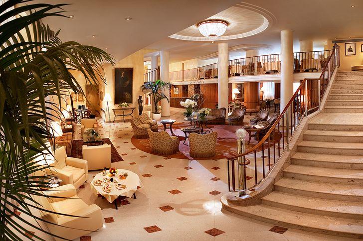 Hotel Cavour foto 1