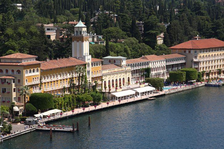 Grand Hotel Gardone foto 1