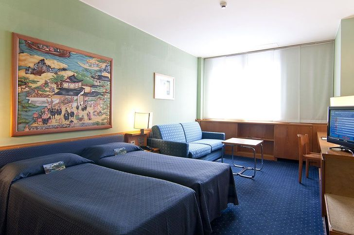Hotel Galileo foto 11