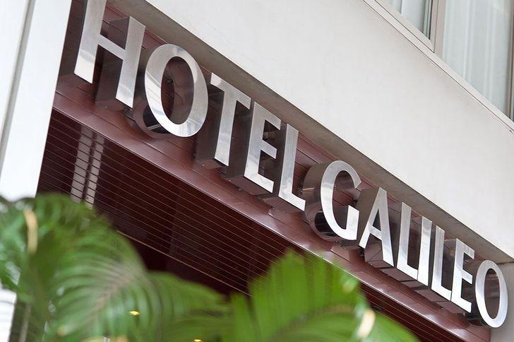 Hotel Galileo foto 2
