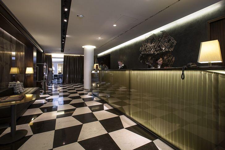 Hotel Milano Scala foto 2