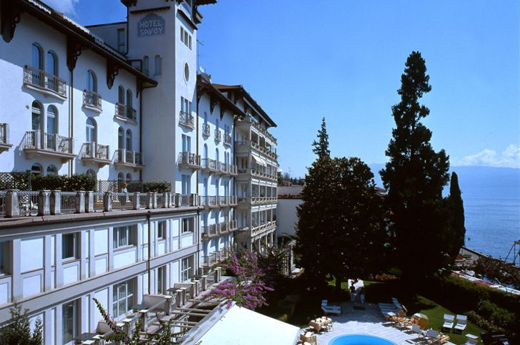 Hotel Savoy Palace foto 3
