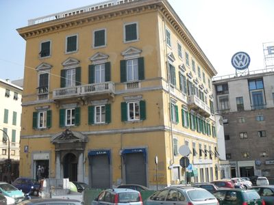 sale meeting e location eventi Genoa - Business Center Il Conte