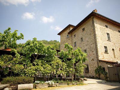 sale meeting e location eventi Sotto il Monte Giovanni XXIII - Agriturismo Casa Clelia