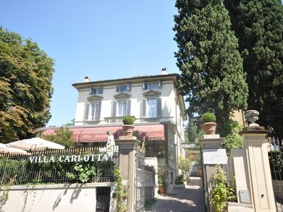 sale meeting e location eventi Firenze - Hotel Villa Carlotta