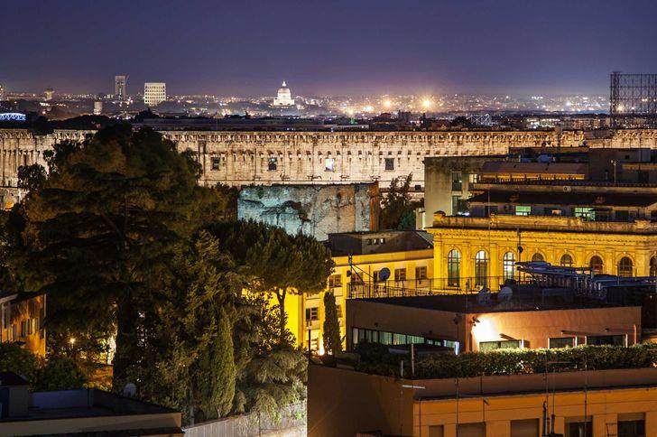 Hotel Colosseum foto 3