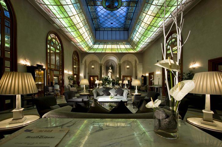 Grand Hotel de la Minerve foto 2