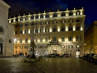 sale meeting e location eventi Roma - Grand Hotel de la Minerve
