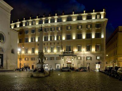sale meeting e location eventi Rome - Grand Hotel de la Minerve