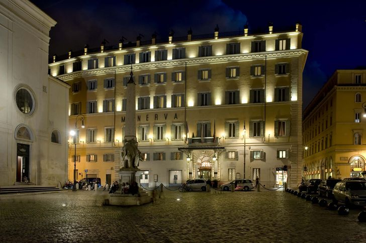 Grand Hotel de la Minerve foto 1