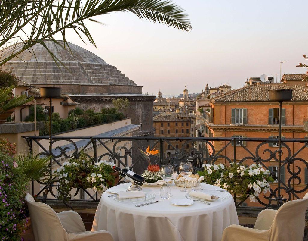 Grand Hotel Della Minerve