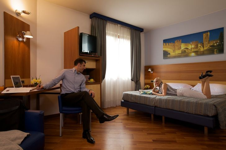 Hotel Fiera foto 19