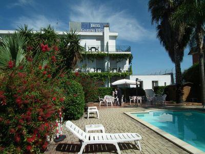 sale meeting e location eventi Rome - Hotel Giardino d'Europa