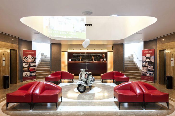 Hotel Ripa Roma foto 1