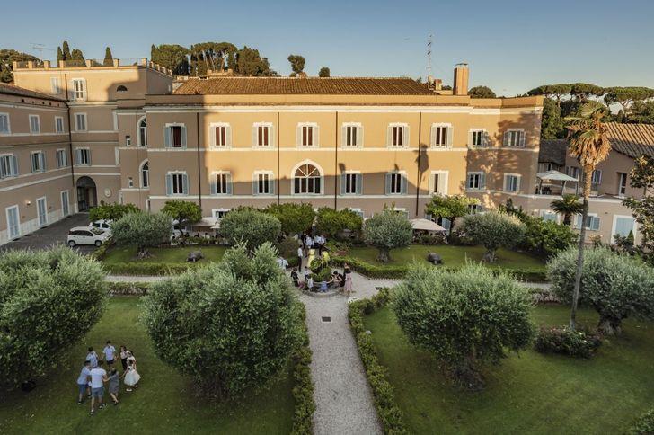 Kolbe Hotel Rome foto 1
