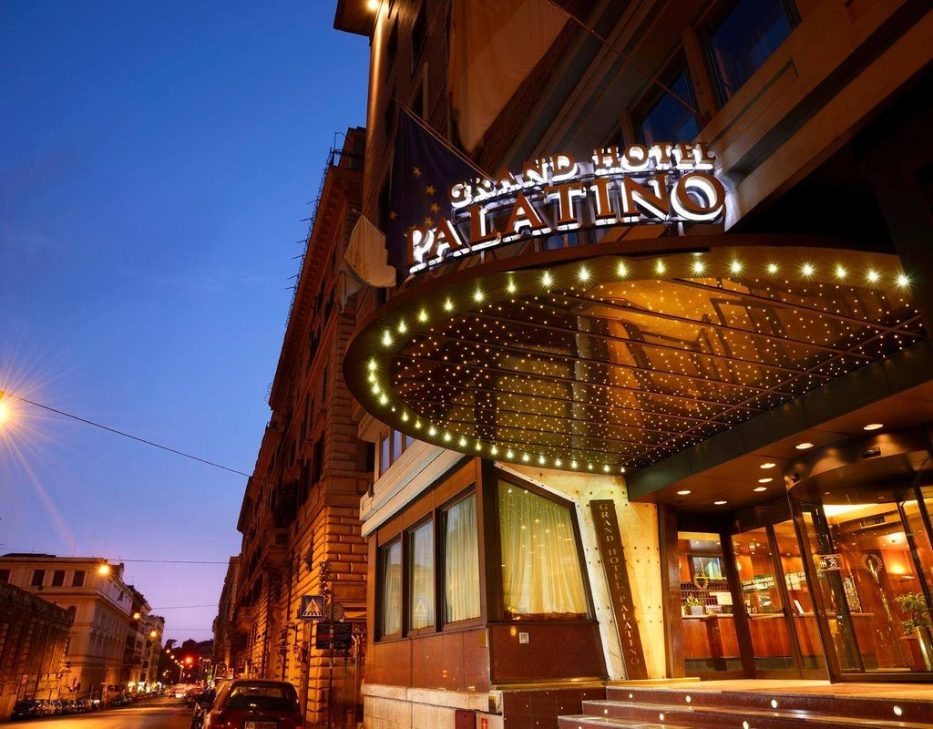 Grand Hotel Palatino A Roma