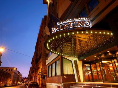 sale meeting e location eventi Rome - Grand Hotel Palatino