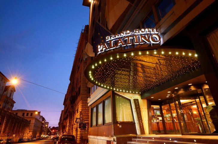 Grand Hotel Palatino foto 1