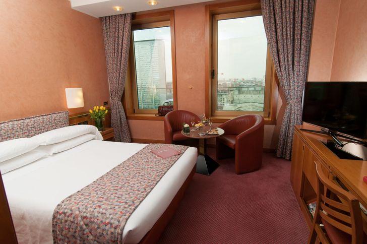 Hotel Michelangelo foto 5