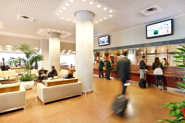 Hotel Michelangelo foto 2