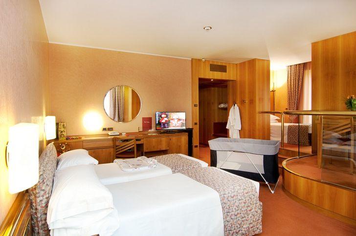 Hotel Michelangelo foto 12
