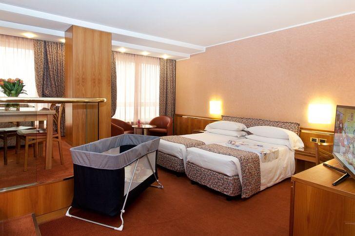 Hotel Michelangelo foto 13