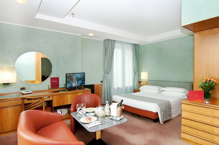 Hotel Michelangelo foto 16