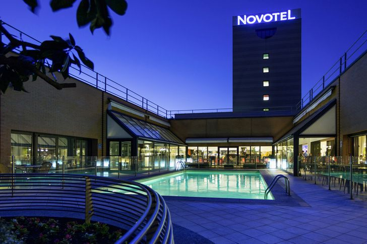 Novotel Milano Linate Airport foto 1