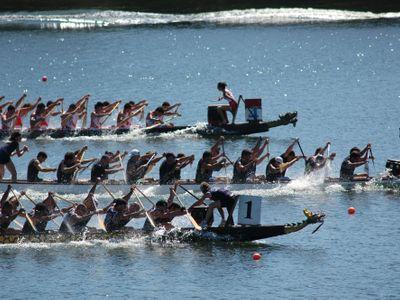 Servizi per Meeting ed eventi Roma - Dragon Boat Experience