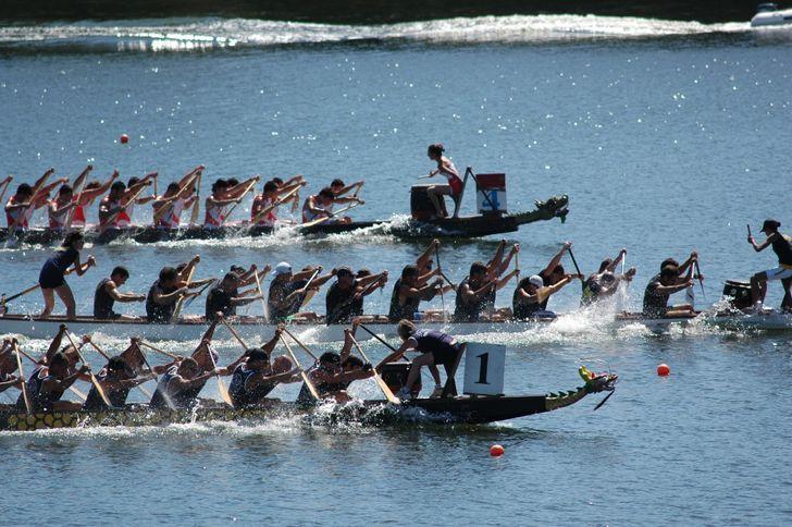 Dragon Boat Experience foto 1