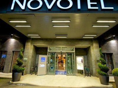 sale meeting e location eventi Cardano al Campo - Novotel Milano Malpensa Aeroporto