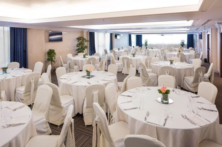 Courtyard by Marriott Rome Central Park foto 16