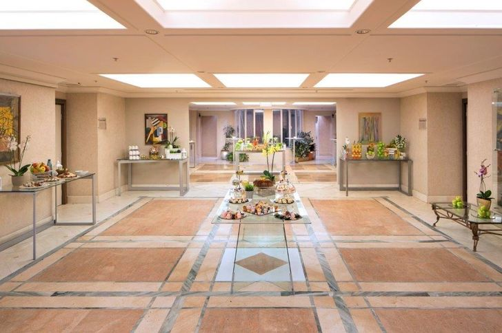 Courtyard by Marriott Rome Central Park foto 18