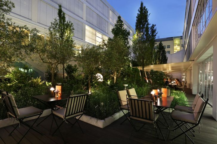 Hotel Magna Pars Suites Milano foto 2