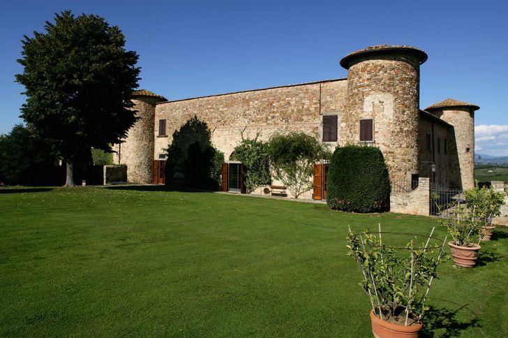 Castello di Gabbiano foto 2
