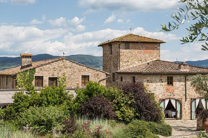 Castello di Gabbiano foto 7