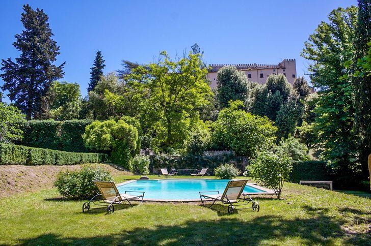 Castello Costaguti foto 4