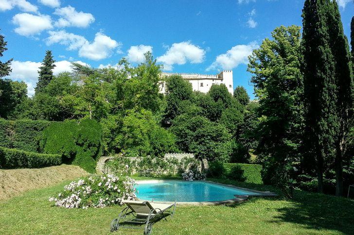 Castello Costaguti foto 13